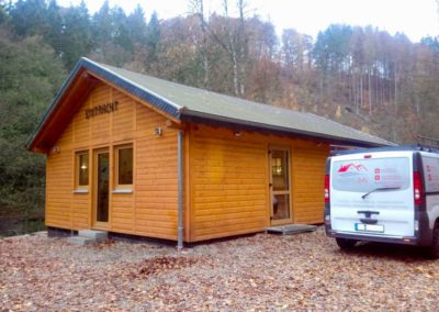 Bodenbelag Eintracht-Hütte