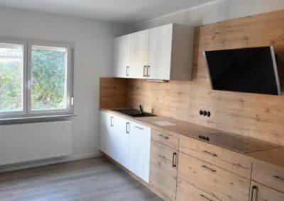 Sanierung Wohnräume
